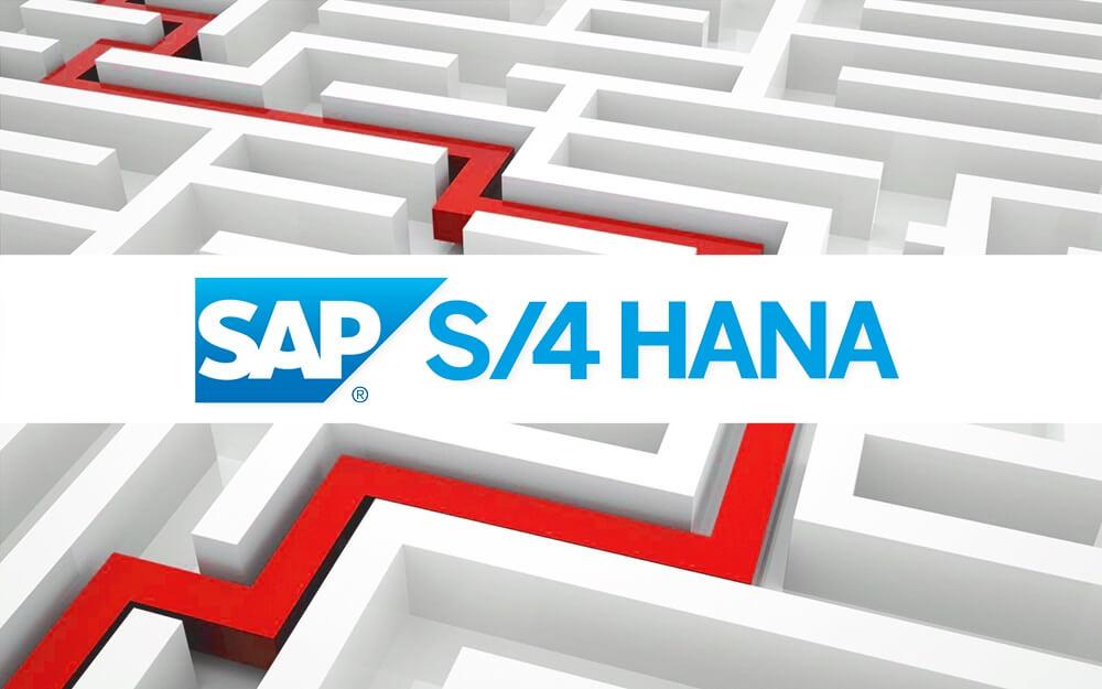 S/4 HANA SAP