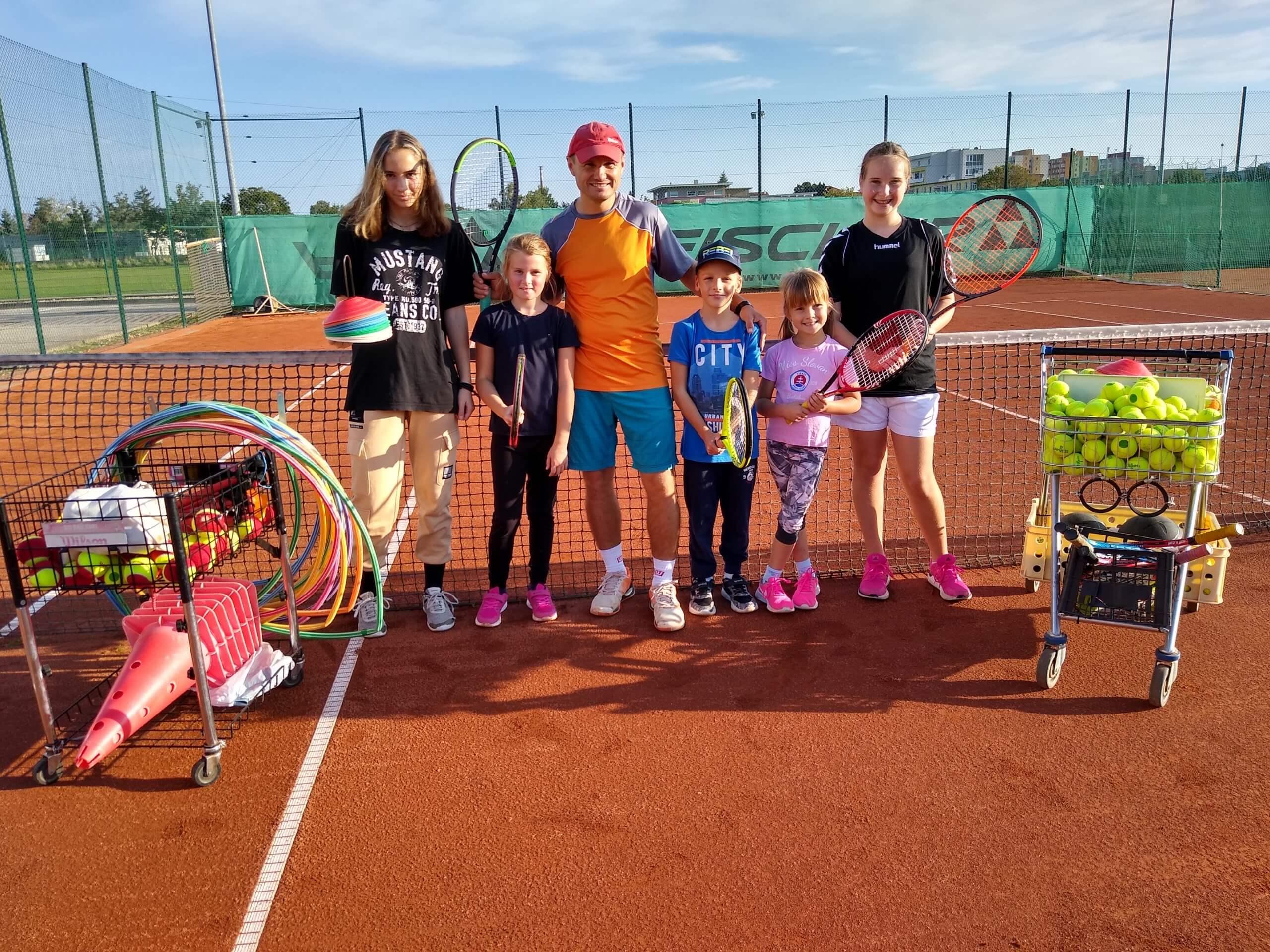 tenisová škola Pezinok