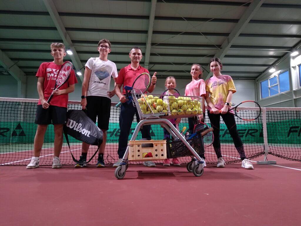 tenisová škola peziinok